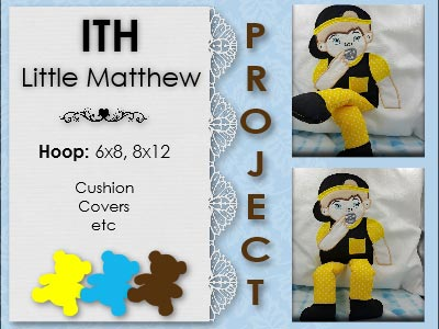 ITH Little Matthew Embroidery Machine Designs