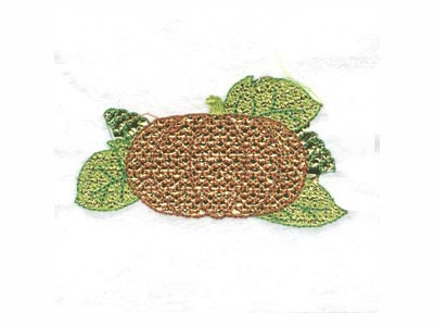 Lacy Leaves Embroidery Machine Designs