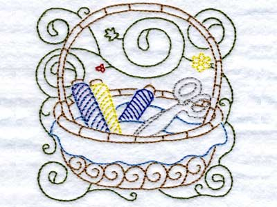 Sewing Blocks Embroidery Machine Designs